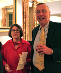 Louise T. Hall, ASA and Brian Tierney