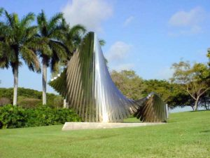 """Fort Lauderdale Airport Sculpture"" by David Lee Brown"