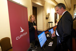 Cupitor Was One of the Many Exhibitors at IAC